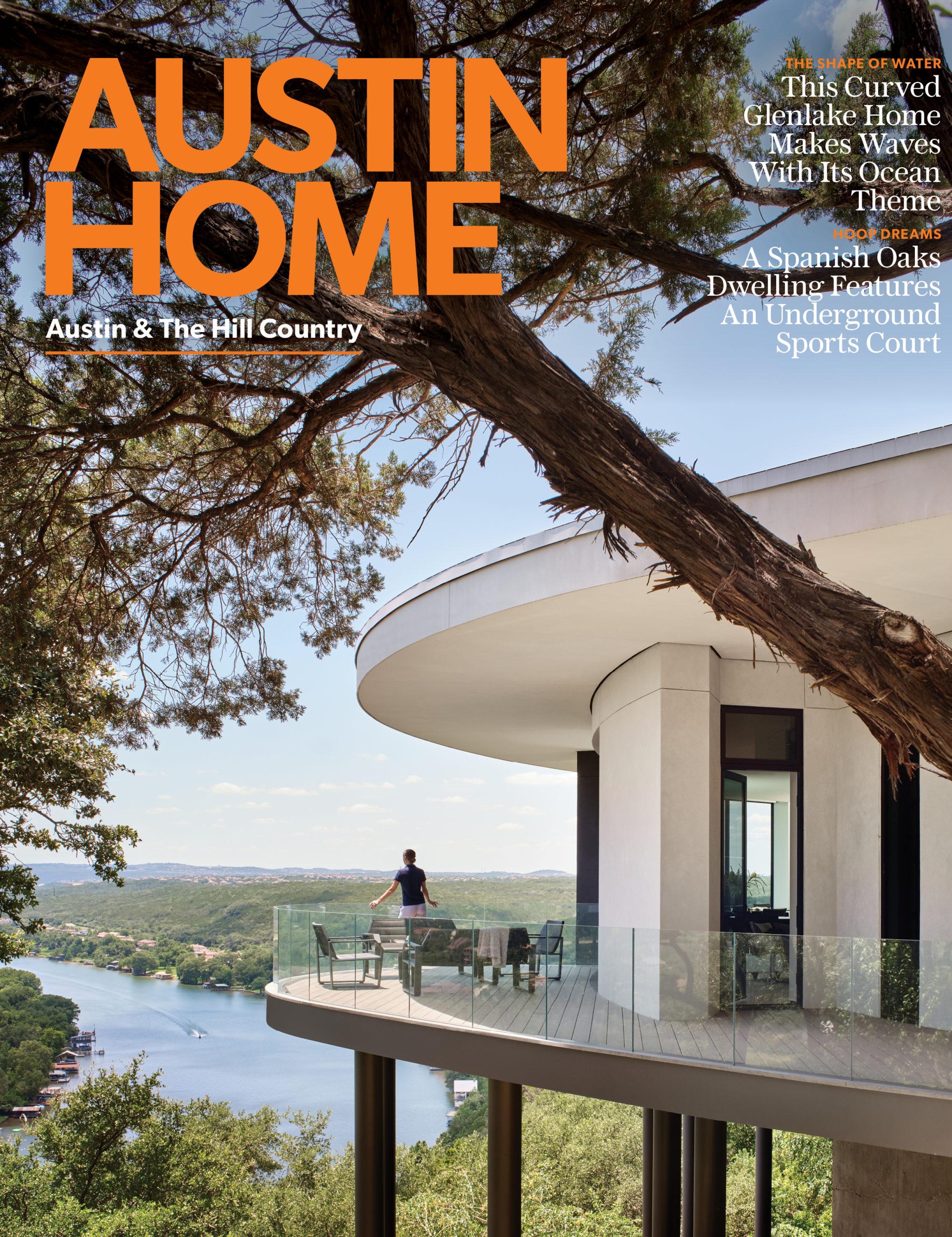 Austin Home Cover